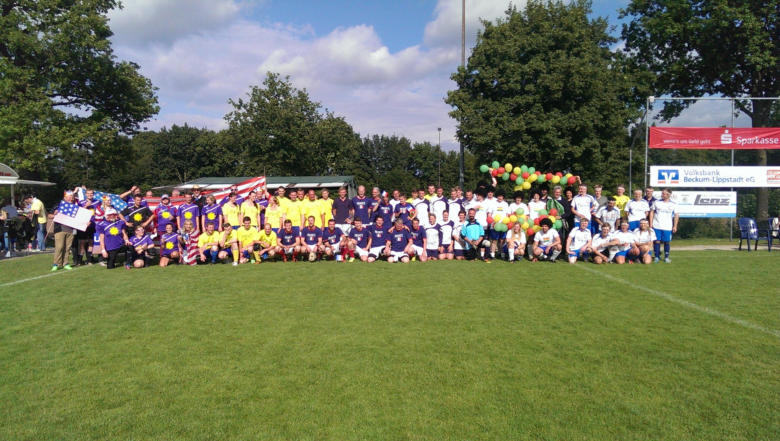 SuS BW Sünninghausen Sportfest Straßen-Cup